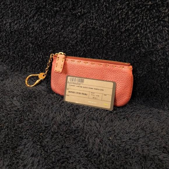 Fendi Handbags - FENDI Keychain Coin Purse NWT